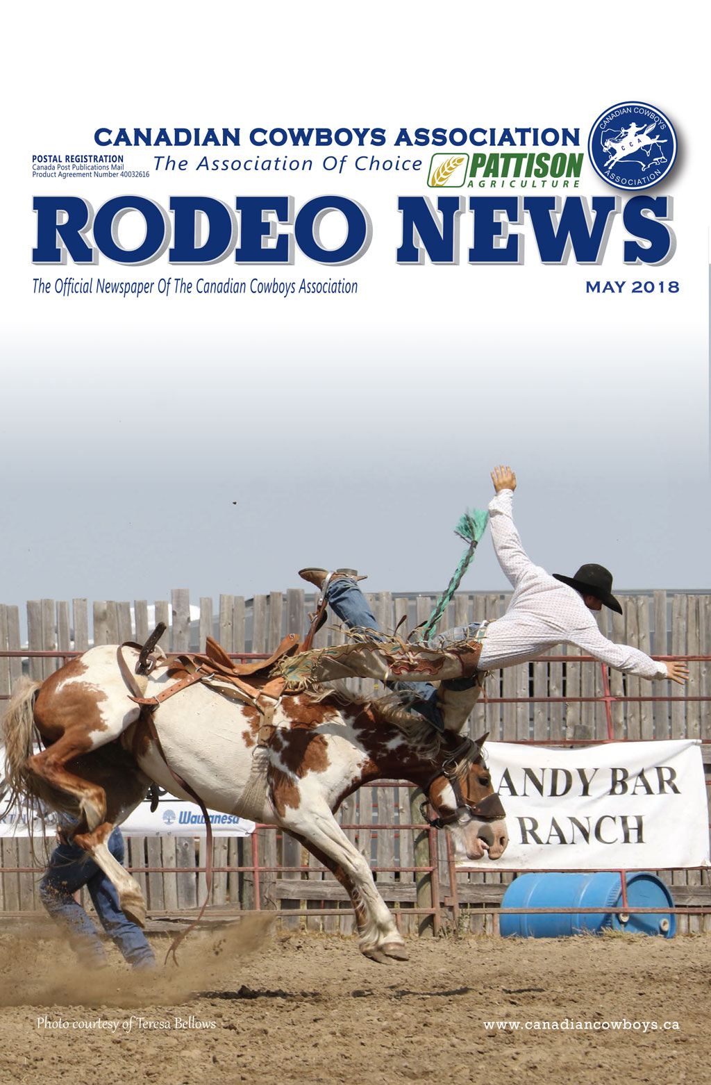 Rodeo News May 2018