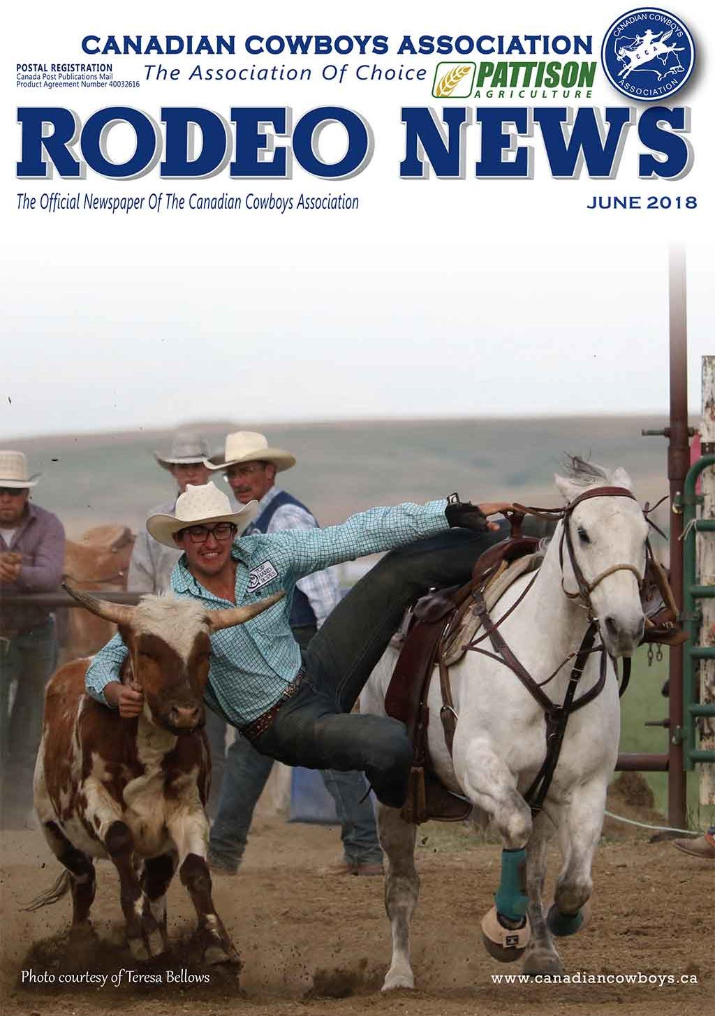 Rodeo News June 2018