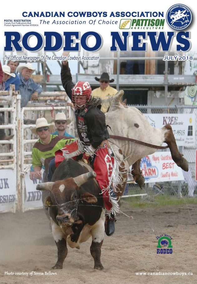 Rodeo News July 2018