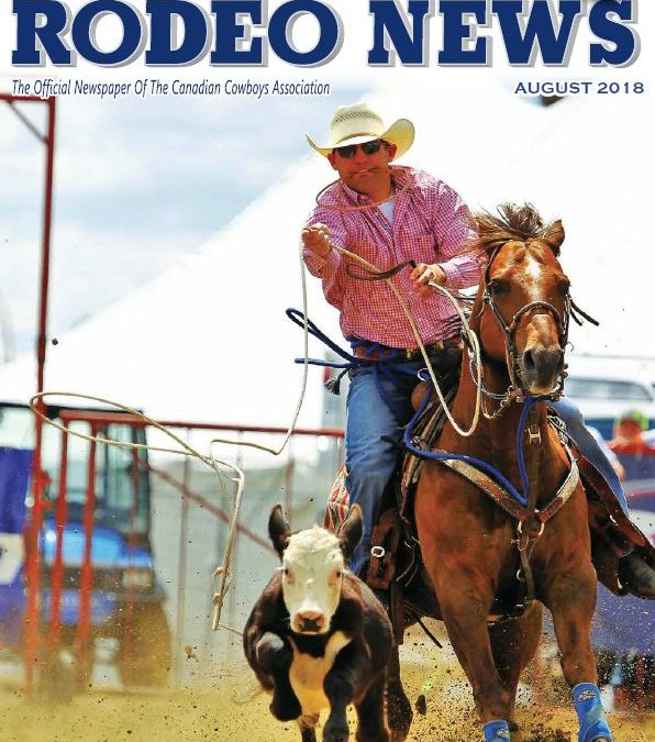 Rodeo News August 2018