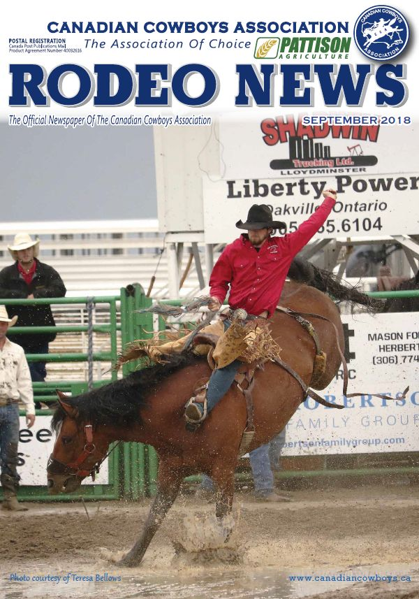 Rodeo News Sept. 2018