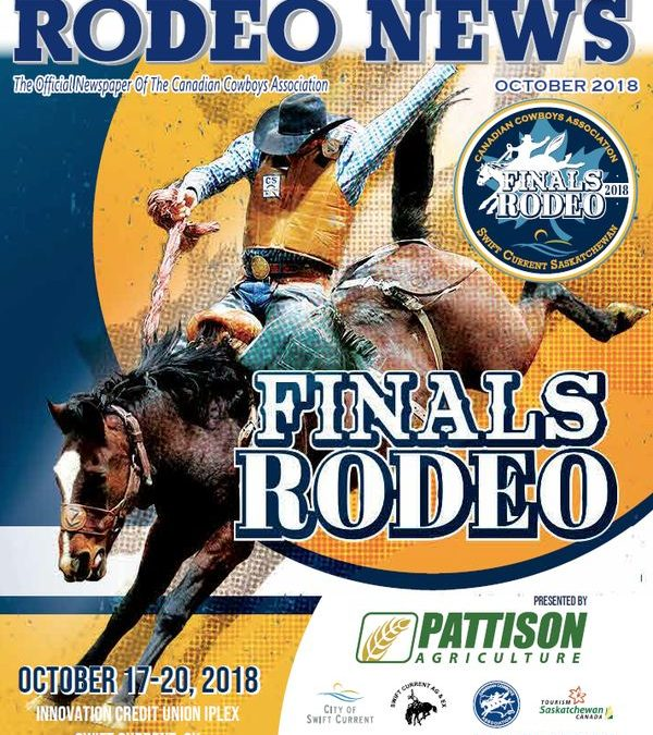 Rodeo News October 2018