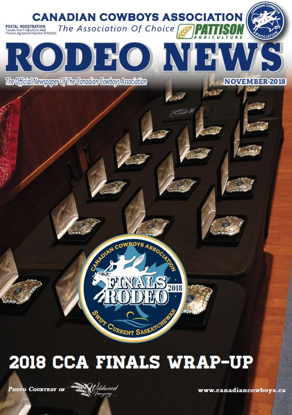 Rodeo News Nov. 2018