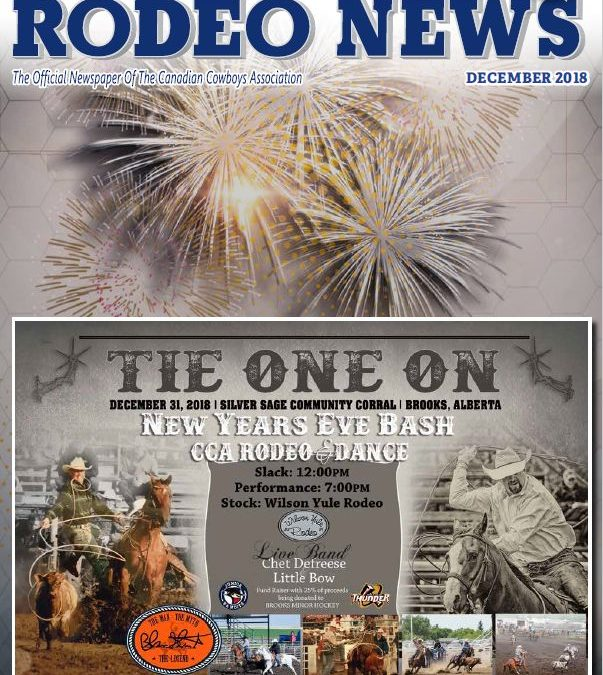 Rodeo News Dec. 2018