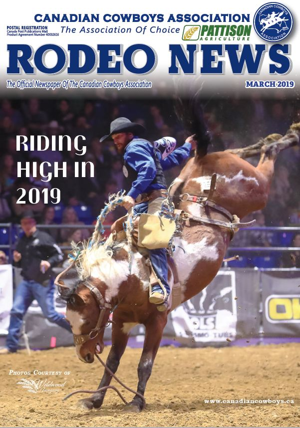 Rodeo News March 2019