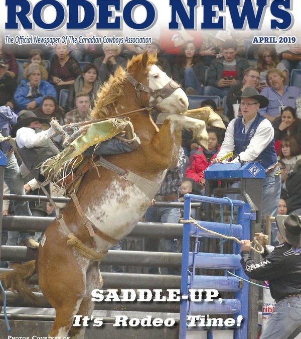 Rodeo News April 2019