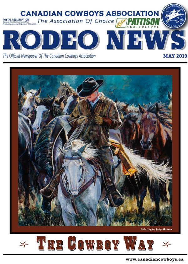 Rodeo News May 2019