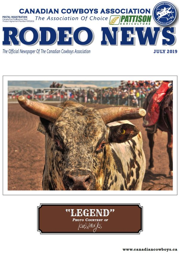 Rodeo News July 2019