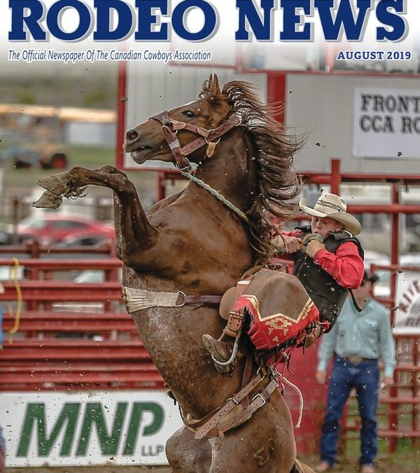 Rodeo News August 2019