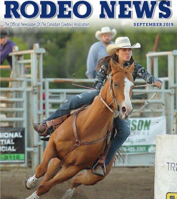 Rodeo News Sept 2019