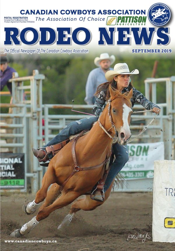 Rodeo News Sept 2019