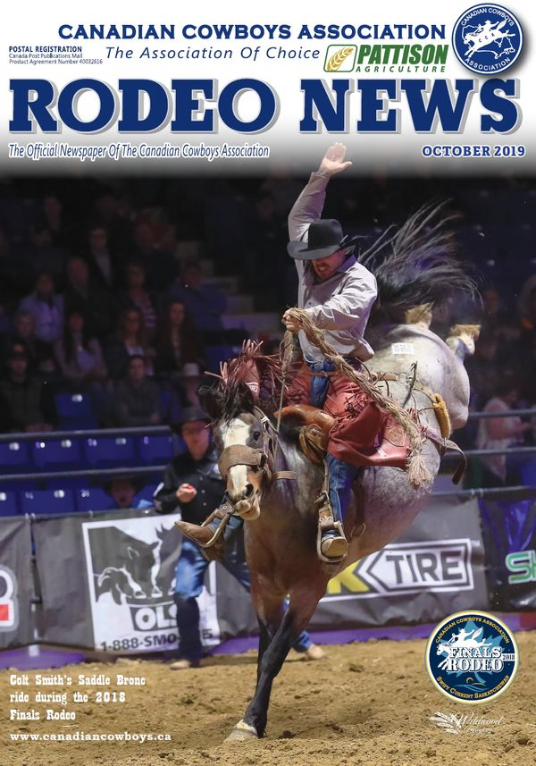 Rodeo News October 2019
