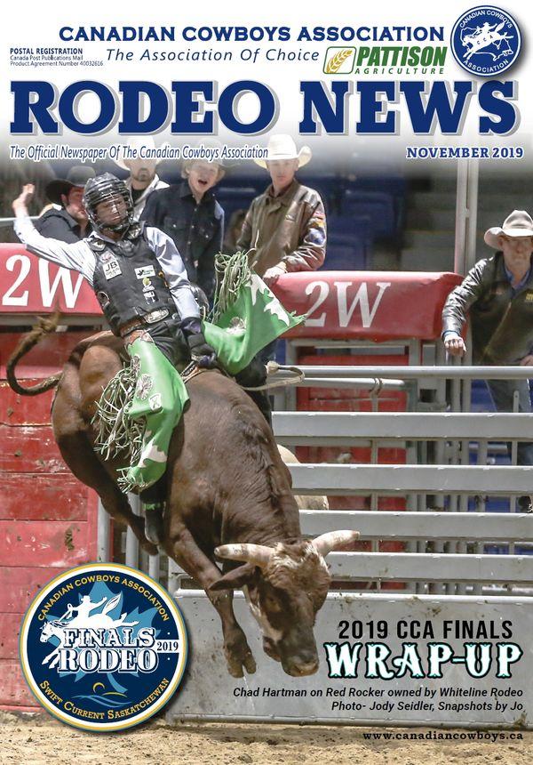 Rodeo News Nov 2019