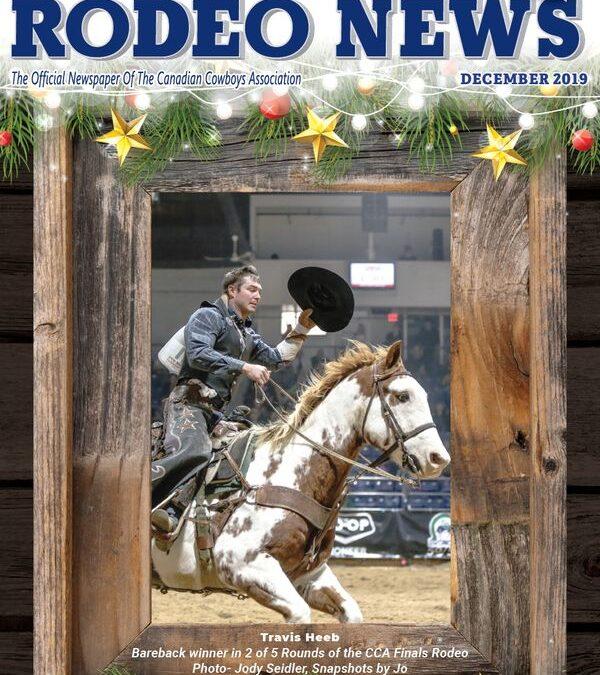 Rodeo News Dec 2019