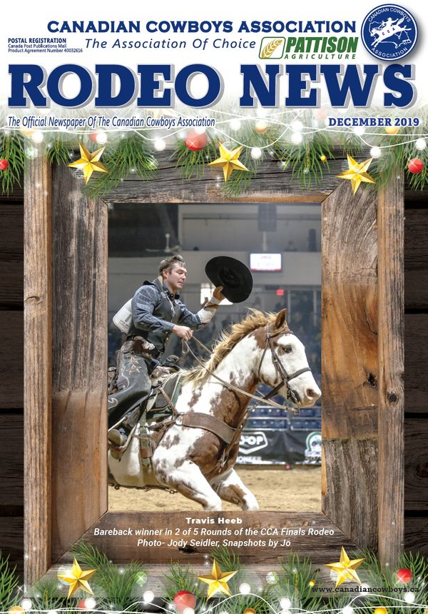 Rodeo News Dec 2019