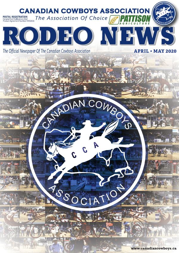 Rodeo News Apr May 2020
